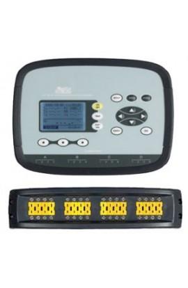 Datalogger/Per termocoppie - 16 ingressi termocoppie HD32.8.16