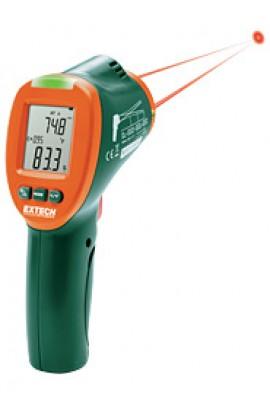 Termometri infrarosso/Per uso industriale (HVAC) Con termoigrometro integrato IRT600