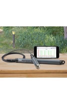 Datalogger/Monitoraggio Acque e Temperatura Bluetooth MX2001