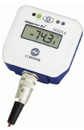 Datalogger/Per termocoppie - PT100 3 ingressi - Temperatura - N2014