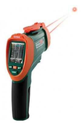 Termometri infrarosso/Per uso industriale (HVAC) Alta temperatura con immagine integrata VIR50