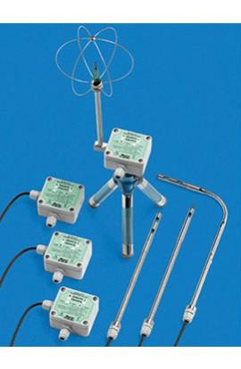 Anemometri/Trasmettitori Velocità dell'aria e temperatura HD403 / HD4V3