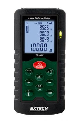 Distanziometro laser DT100M