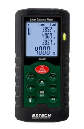 Distanziometro laser DT40M