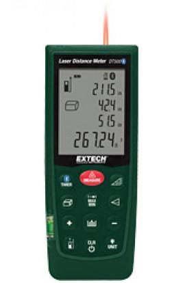 Distanziometro laser bluetooth DT500