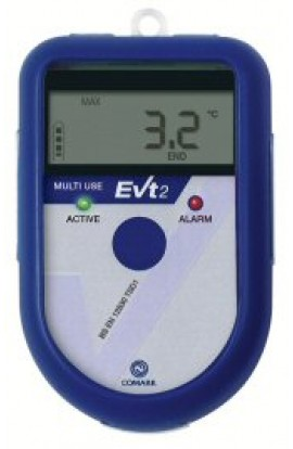Datalogger/Comark EVT2 Temperatura