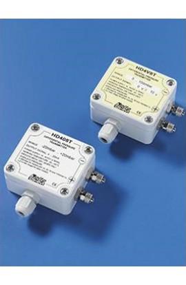 Pressione/Trasmettitori relativi e differenziali HD408