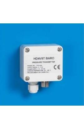 Pressione/Barometri Trasmettitore Barometrico Digitale da Parete HD 4V8 T