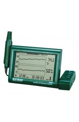 Datalogger/Video grafico USB Temperatura ed umidità RH520