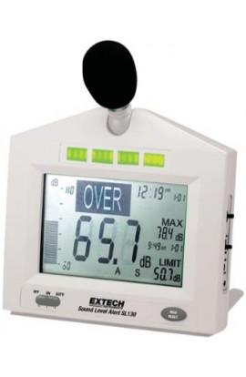 Fonometri/Seconda classe Monitor con allarmi visivi SL130W