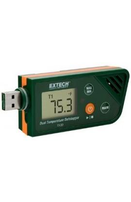 Datalogger/Mini datalogger USB Visualizzato temperatura TH30