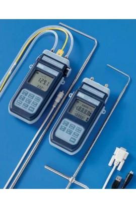 Anemometri/Portatili Palmare con tubo di pitot serie HD2114P
