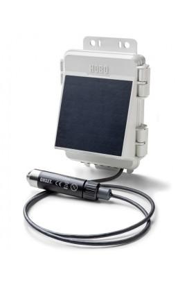 Datalogger/ (stazione meteo) Multiparametrico 5 ingressi RX2100 opzione livello dell'acqua