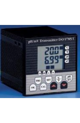 Conduttimetri/Trasmettitori Da campo 122x120x57 DO 9786T-R1
