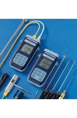 Termometri professionali/Termocoppie Con datalogger 2 ingressi HD2128.2