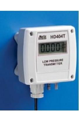 Pressione/Trasmettitori Bassa pressione differenziale HD404