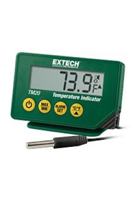 Termometri HACCP/Freezer ed ambienti Con allarme sonoro TM20