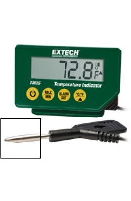 Termometri HACCP/Ad inserzione Da parete TM25