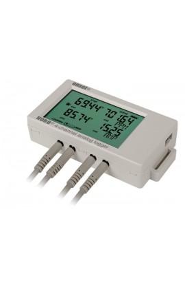 Datalogger / HVAC (efficienza energetica) Multiparametrico 4-20mA UX120-006M
