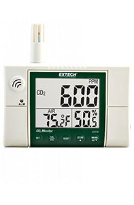 Qualità dell'aria/Visualizzatore temperatura, umidità CO² mod. CO230