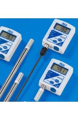 Datalogger USB di temperatura ed umidità serie HD208