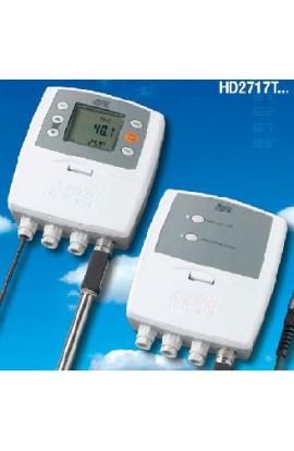 Trasmettitori temperatura ed umidità/ Serie HD2717