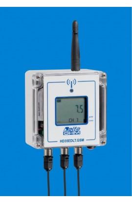 Datalogger GSM/ serie HD33
