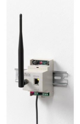 Access point con connessione USB, Ethernet e RS485 Modbus-RTU HD35APR.E
