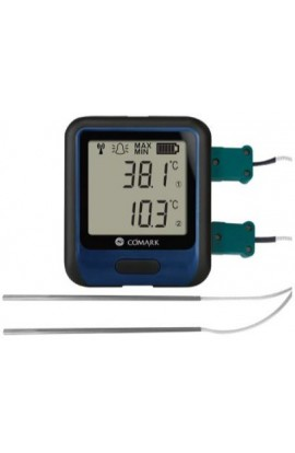 Datalogger Wireless/WI-FI serie RF300 Temperatura (termocoppia doppio ingresso) RF314 DUAL