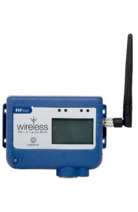 Datalogger Wireless/Wireless serie RF500 Temperatura (doppia sonda NTC) RF512