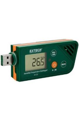 Datalogger/Mini datalogger USB Temperatura ed UmiditàVisualizzato RHT30