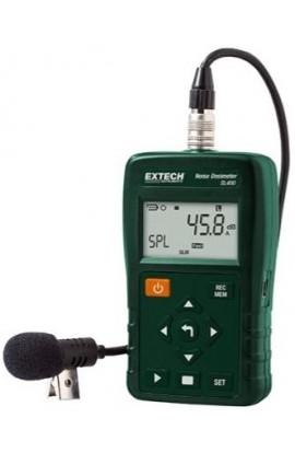 Fonometri/Seconda classe Valutazione accumolo rumore SL400