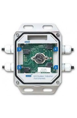 Datalogger / HVAC Multiparametrico 4-20mA da esterno U12-008